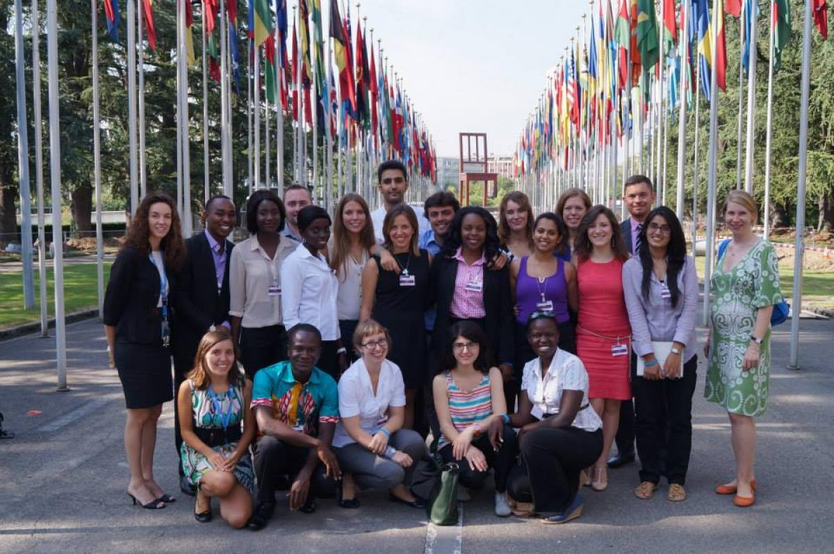 So, You Want To Be The Next High Commissioner 2013 Group Shot.