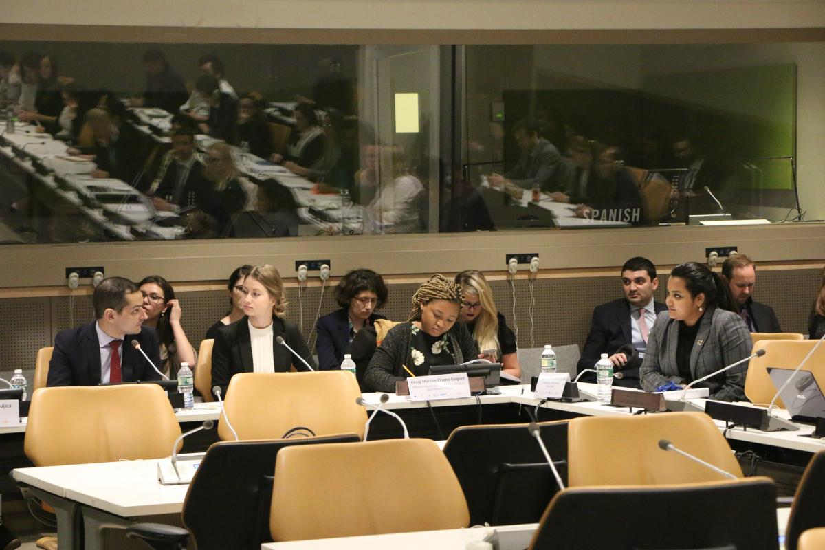 Youth & Sustainable Development