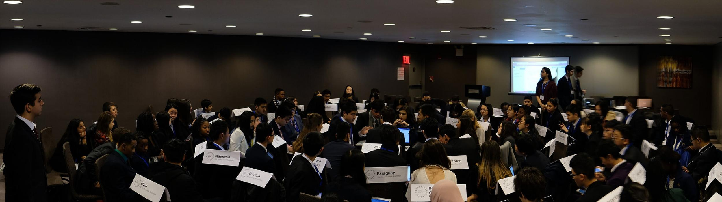 WIMUN: The REAL UN Experience