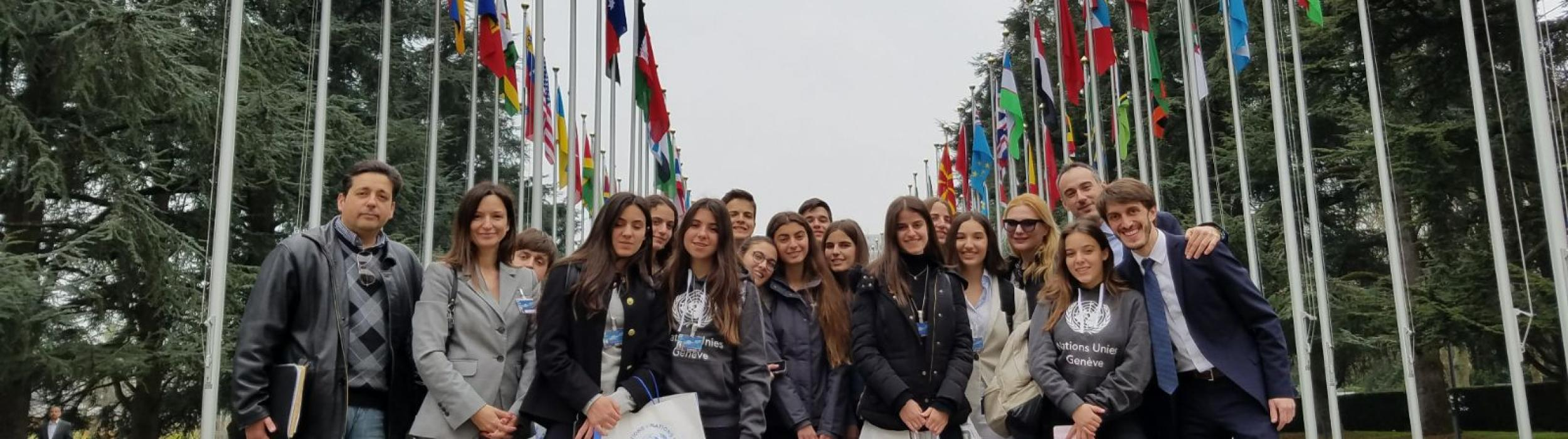 Training Programs at the United Nations