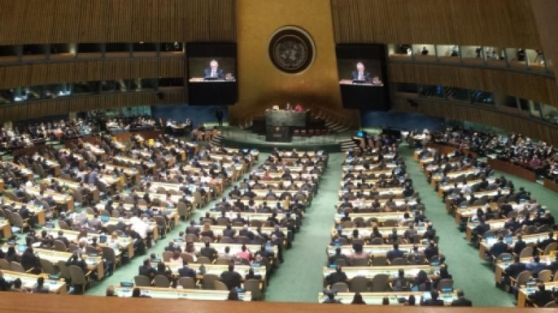 Eventful Security Council elections end with the first split seat agreement since 1960