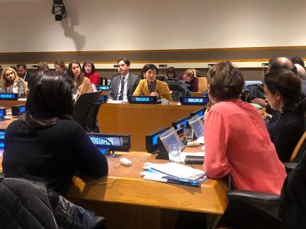 Advancing SDG 16+ in 2019: Policy, Practice and Political Will