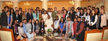 WFUNA Youth Seminar Gets a Warm Welcome in Jaipur