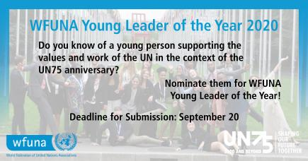 Young Leader Nominations
