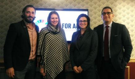 WFUNA Joins the One for All Campaign to Activate Global Citizens for the SDGs