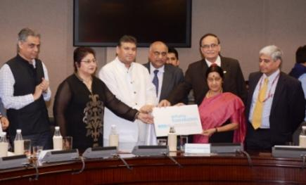 WFUNA Foundation Launches in India