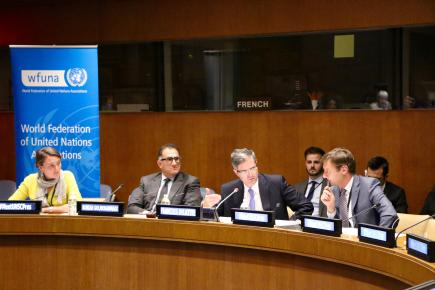 CSO Dialogues with UNSC Presidents