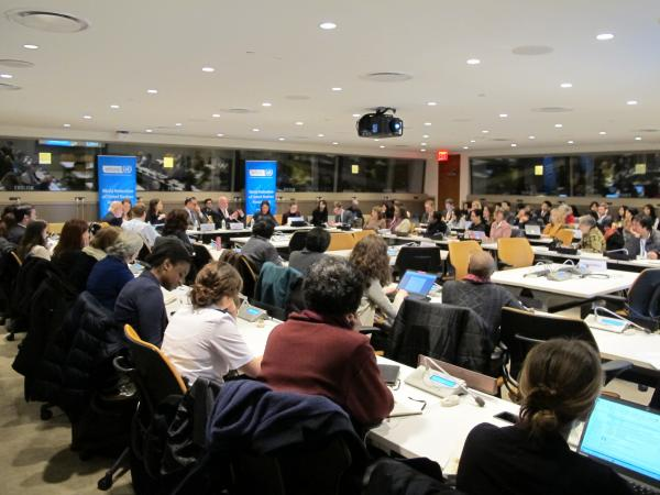 Civil Society Dialogue with the President of the UN General Assembly